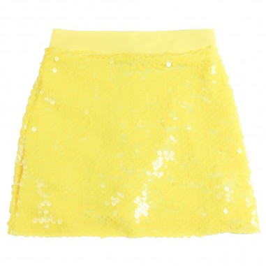 Dixie Kids Girl yellow sequins skirt by Dixie gb31390g16dixie19