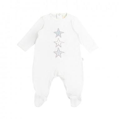 Filobio Tutina neonato tencel stelle by Filobio ellists29azzfilo19