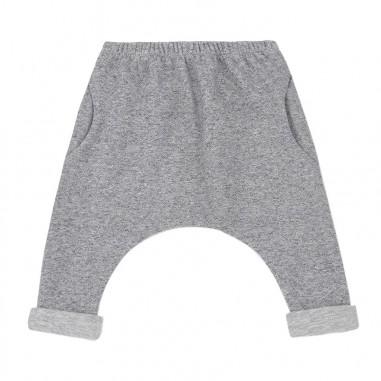 1+ In the Family Pantalone reversibile neonato jersey carigrey19onemore