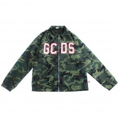 5af3f302 GCDS mini Boys camouflage nylon jacket by GCDS Kids by GCDS Kids  019510590gcds19 ...