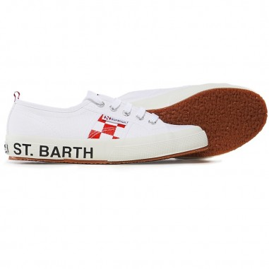Mc2 Saint Barth Scarpa superga X mc2 saint barth - Mc2 Saint Barth Kids boulevardbiancomc219