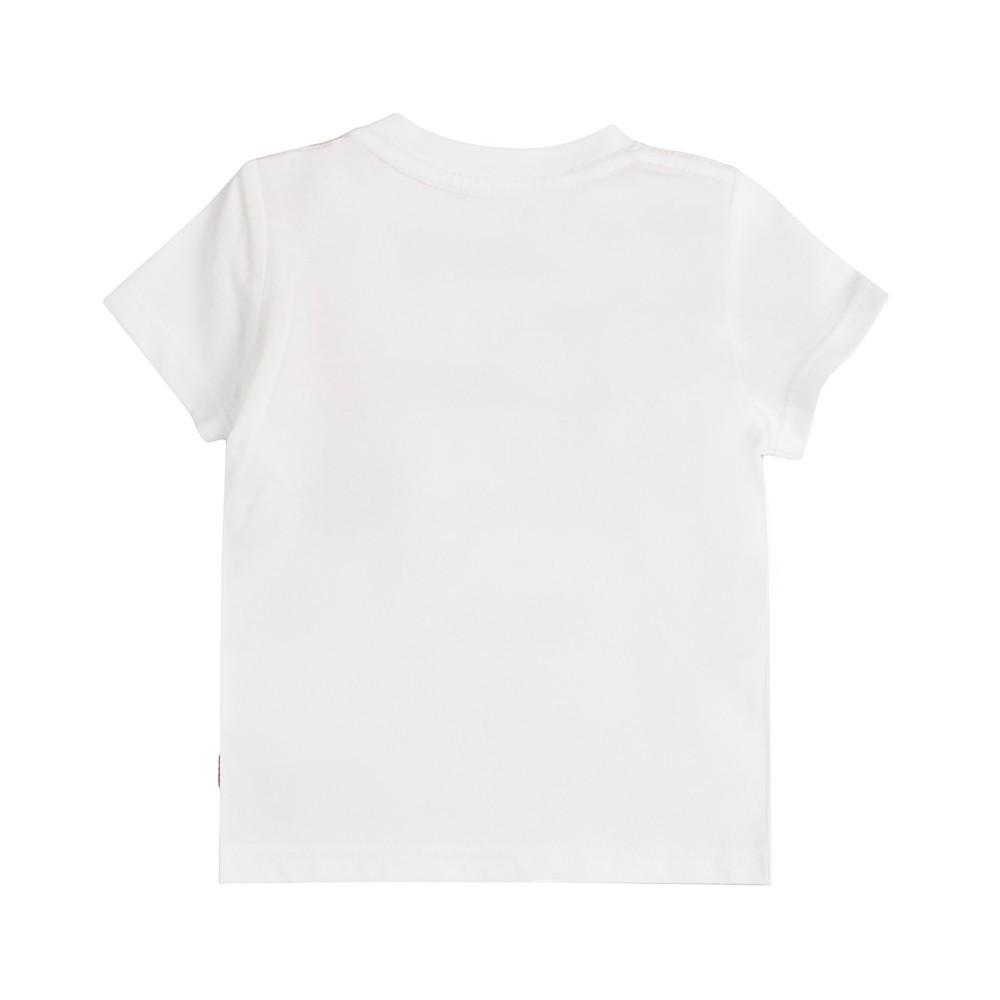 bf7333b9f7a White logo hero t-shirt by Levi's Kids - Ivana Vesprini