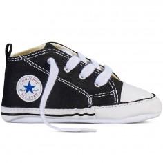 ece3de623b5ba4 Converse Kids Scarpa neonati nera chuck taylor first star by Converse Kids  8J231conv19