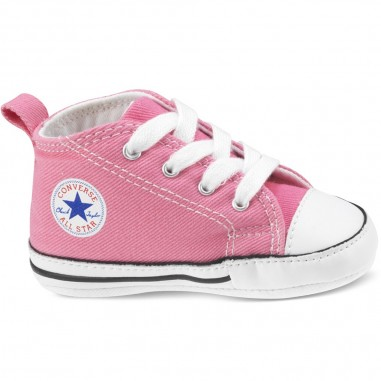 Converse Kids Scarpa neonati rosa chuck taylor first star by Converse Kids 88871conv19