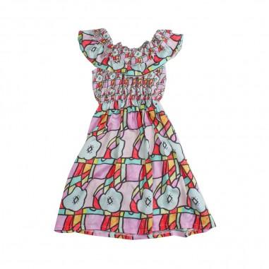 Dixie Kids Abito bambina rosa by Dixie Kids AB44364G16dixie19