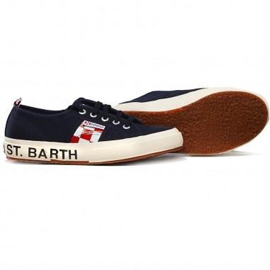 Mc2 Saint Barth Scarpa superga X mc2 saint barth - Mc2 Saint Barth Kids boulevardbluenavymc219