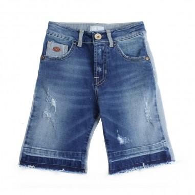 Berna Kids Bermuda jeans per bambino by Berna duffbluberna19