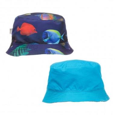 Paul Smith Junior Cappello pescatore neonato by Paul Smith Junior 5N90501-492-paulsmith19