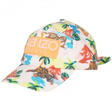 Kenzo Cappello rosa bambina by Kenzo Kids KN90018-32-kenzo19