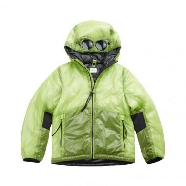 C.P. Company Kids Giubbino verde bambino outline by CP Company Undersixteen ow055c005505a602-cpcompany29