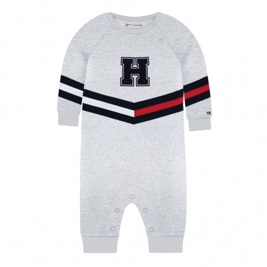 Tommy Hilfiger Kids Tutina felpa neonato by Tommy Hilfiger Junior KN0KN01049-to29