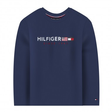 Tommy Hilfiger Kids T-shirt blu bambino by Tommy Hilfiger Junior KB0KB04997-to29