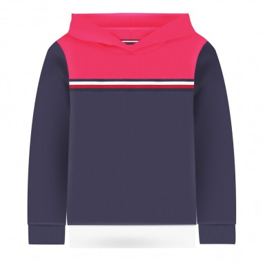 Tommy Hilfiger Kids Girls tommy hilfiger hoodie - Tommy Hilfiger Junior KG0KG04442-to29