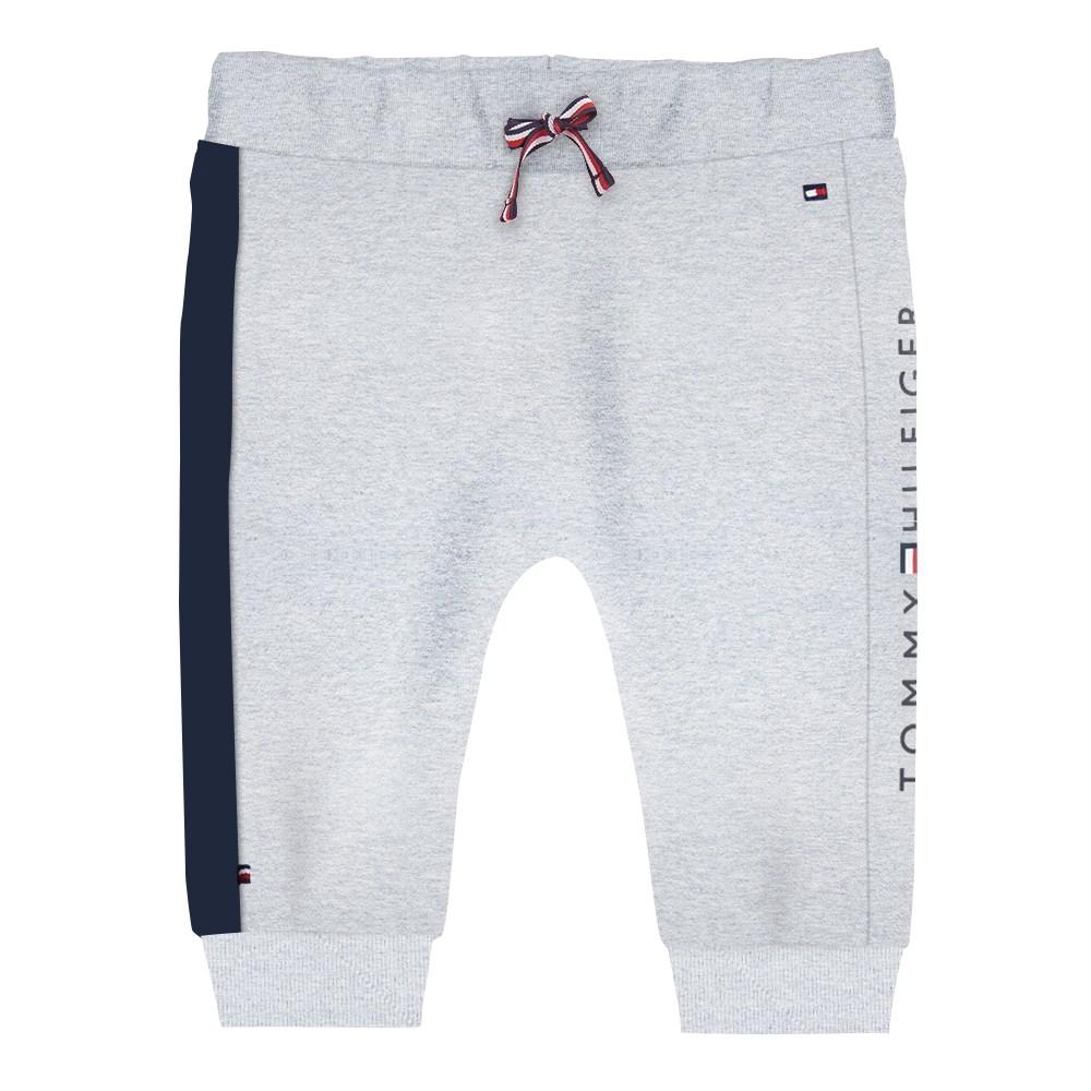 new product 1f429 e5053 Pantalone tuta grigio neonato by Tommy Hilfiger Junior