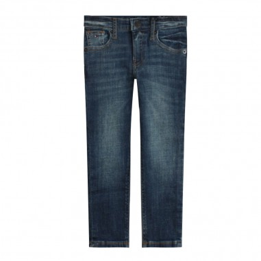Tommy Hilfiger Kids Jeans tapered bambino by Tommy Hilfiger Junior KB0KB04921-to29