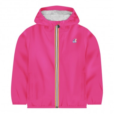 K-Way Giubbino fucsia neonata le vrai 3.0 claudine by K-Way Kids k006cq0-z11kway29