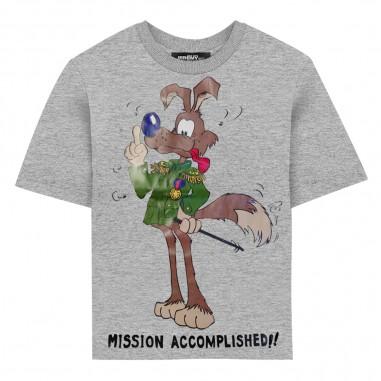 Jeremy Scott Kids T-shirt grigia per bambini by Jeremy Scott j5m005-lba00jeremyscott29
