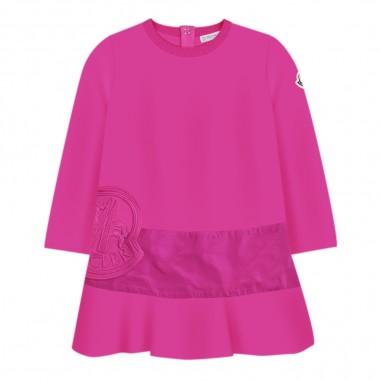 Moncler Abito fucsia neonata by Moncler Kids 9518575-55080996530moncler29
