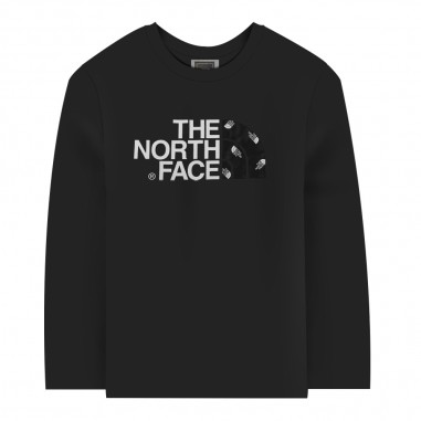The North Face Kids T-shirt nera per bambini by The North Face Kids tct93s3b9uttnf29