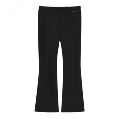Kocca Pantalone nero trombetta per bambina jojo-00016kocca29