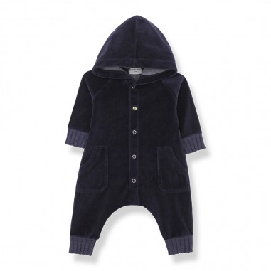 1+ In the Family Tutina blu ciniglia neonato by OneMoreInTheFamily argos-darkblueonemore29