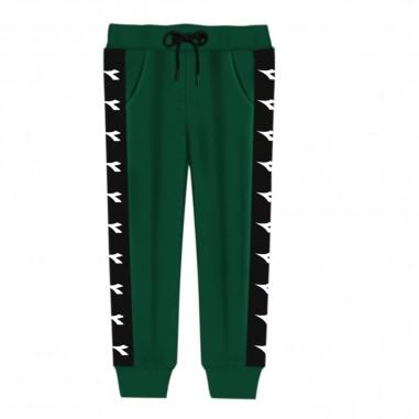 Diadora Pantalone tuta verde bambino by Diadora Kids 021345-080diadora29