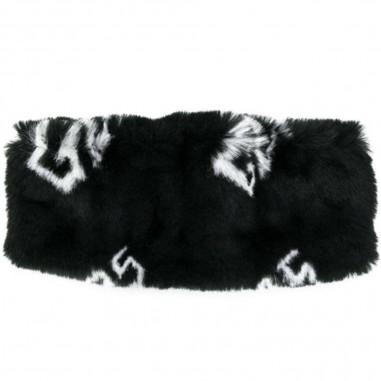 GCDS mini Fascia capelli nera per bambina by GCDS Kids 020516-110gcds29
