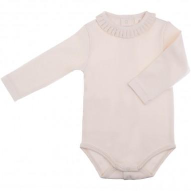 Natura Pura Pleated collar babysuit BB20W-028-naturapura29