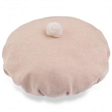 Natura Pura Flannel baby beret BB20W-036-naturapura29