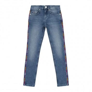 Tommy Hilfiger Kids Jeans skinny bambina by Tommy Hilfiger Junior KG0KG04413-to29