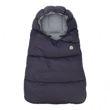Moncler Blue baby sleep bag by Moncler Kids 9510082-80553079742moncler29
