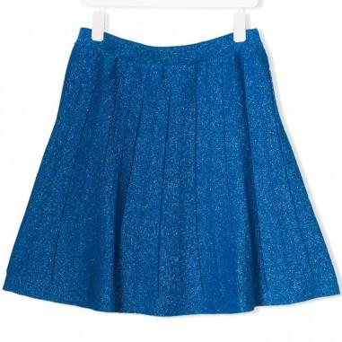 Alberta Ferretti Junior Gonna blu bambina by Alberta Ferretti Kids 020319-061albertaferretti29