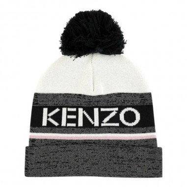 Kenzo Cuffia pompon per bambini by Kenzo Kids kp90008-02kenzo29