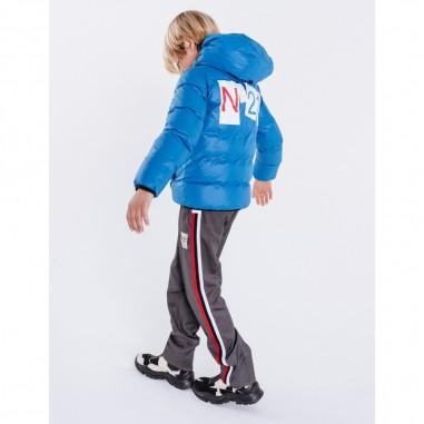 N.21 Kids Pantalone grigio per bambino by N.21 Kids n2142l-n0021n21p2m0n908n2129