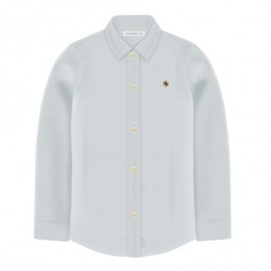 Manuel Ritz Boys light blue shirt - Manuel Ritz Kids mr02649i-azzurromanuelritz29