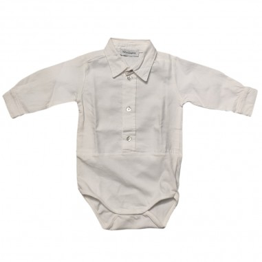 Kid's Company Body bianco per neonati by Kid's Company cmck93407bm-100kidscompany29