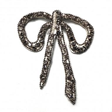 Piccola Ludo Girls silver brooch - Piccola Ludo alicante-122piccolaludo29