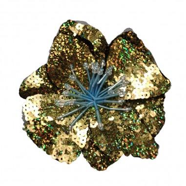 Piccola Ludo Girls flower brooch - Piccola Ludo malaga-g003piccolaludo29