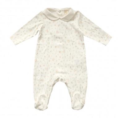 Filobio Printed jersey babysuit by Filobio gioiajs30ffilobio29
