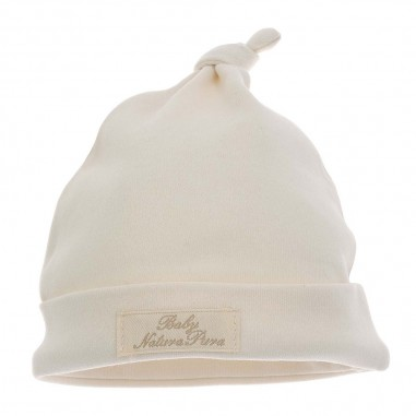 Natura Pura Cappellino nodo neonato bb05026-naturapura29