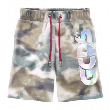 GCDS mini Boys Tie Dye Bermuda - GCDS mini 022598-gcdsmini20