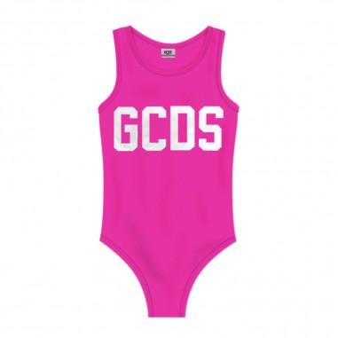 GCDS mini Girls Fuchsia Body - GCDS mini 022492fl-gcdsmini20