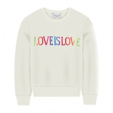 Alberta Ferretti Junior Girls Tricot Sweater - Alberta Ferretti Junior 022148-002-albertaferrettijunior20