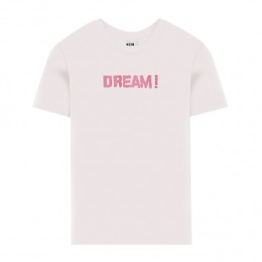 MSGM T-Shirt Dream Bambina - MSGM 022104-msgm20