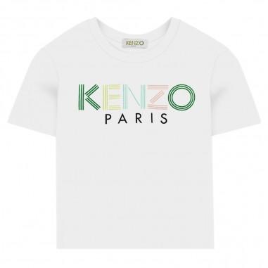Kenzo Baby Boys Logo T-Shirt - Kenzo kq10617-kenzo20