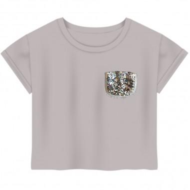 Dixie Kids Girls Pink T-Shirt - Dixie Kids mb01032g23-dixiekids20