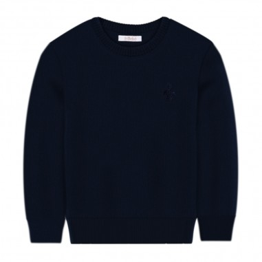 Le Bebé Baby Blue Sweater - Le Bebé lbb2672-lebebe20
