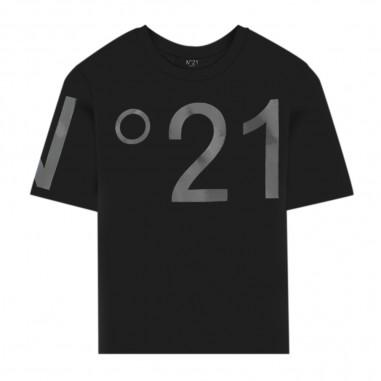 N.21 Kids T-Shirt Unisex Logo - N.21 Kids n21498-n21kids20