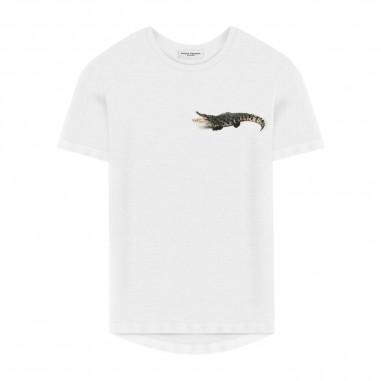Paolo Pecora T-Shirt Bianca Bambino - Paolo Pecora pp2233-paolopecora20