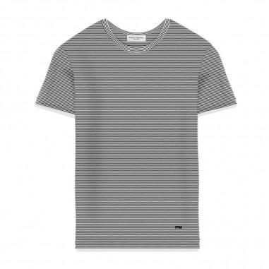Paolo Pecora T-Shirt Nera Bambino - Paolo Pecora pp2256-paolopecora20